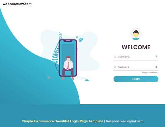 Beautiful-Login-Page-Template