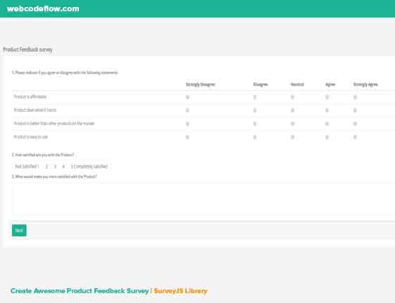 Create-Awesome-Product-Feedback-Survey