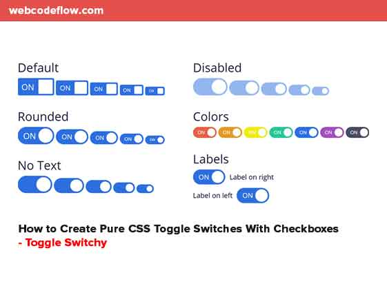 Pure-CSS-Toggle-Switches-With-Checkboxes