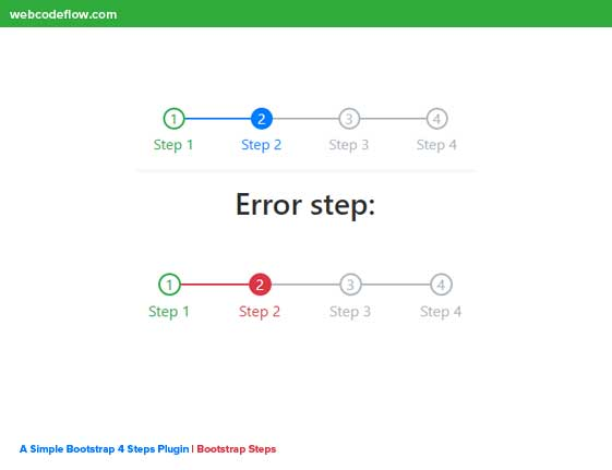 Bootstrap-Steps