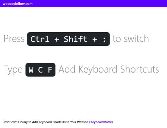 Add-Keyboard-Shortcuts-to-Your-Website-KeyboardMaster