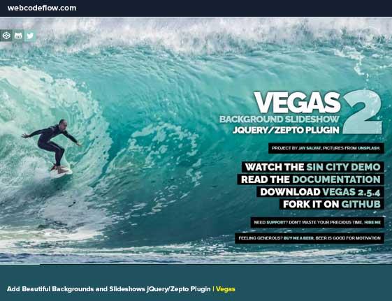 Vegas-Slideshows