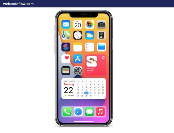 Web-iOS-Mockup