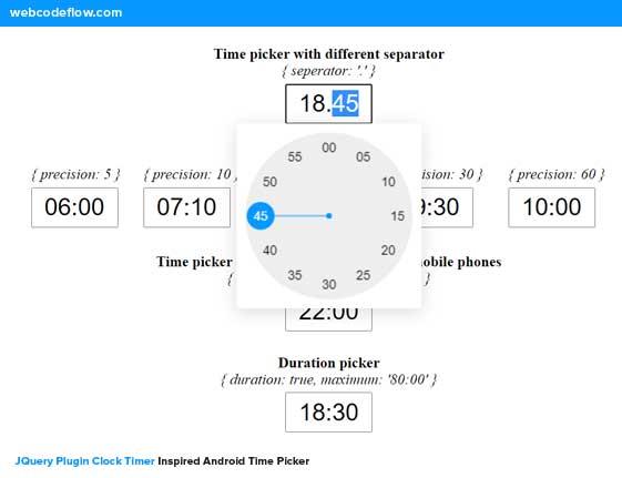 clock-time-picker-plugin