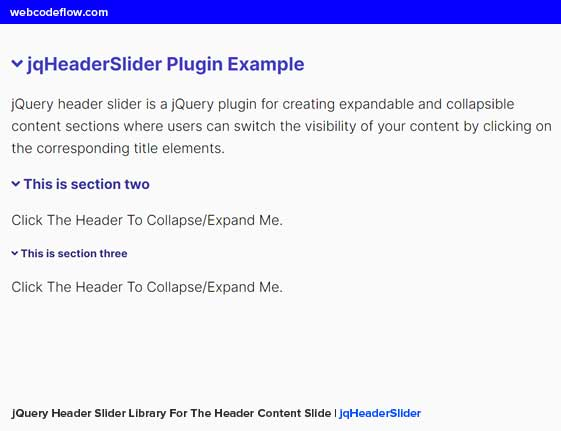 jquery-header-slider