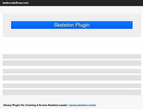 jquery-skeleton-loader