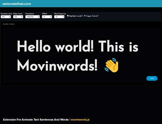 animate-text-movinwords