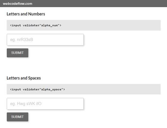 form-validator-validin