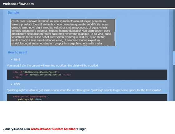 nice-scrollbar-plugin