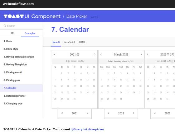 toast-ui-component-date-picker