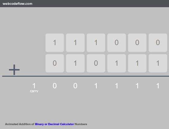 binary-decimal-calculator-js