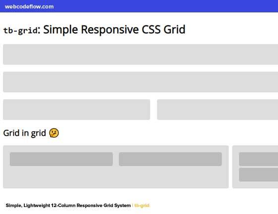 responsive-grid-system-tbgrid