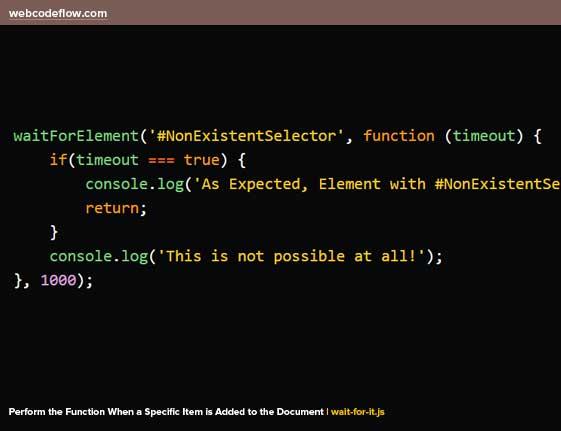 wait-element-added-js