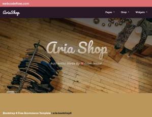 bootstrap-free-ecommerce-template