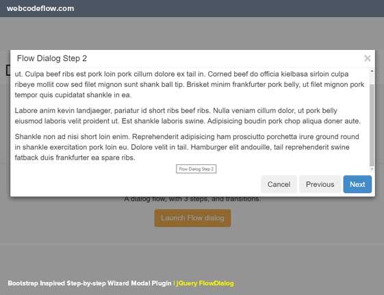 jquery-flowdialog-plugin