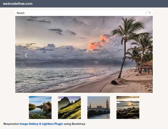 responsive-lightbox-image-gallery-jquery