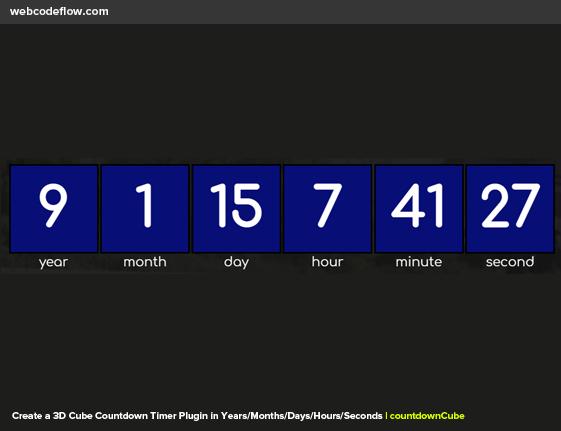 3d-cube-countdown
