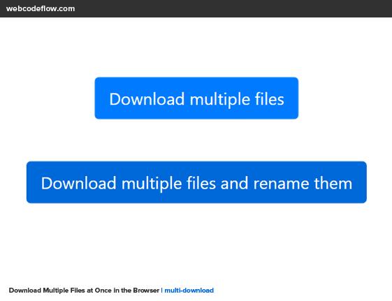 download-multiple-files-javascript