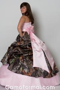pink camo dress | PinPoint