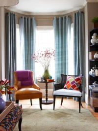 Bay Window  Drapes | PinPoint