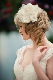 vintage-inspired wedding hairstyles