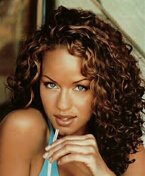 curly hair color ideas pinpoint
