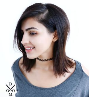 Collarbone Bob Hairstyle For Straight Hair