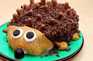 Best Hedgehog Cakes
