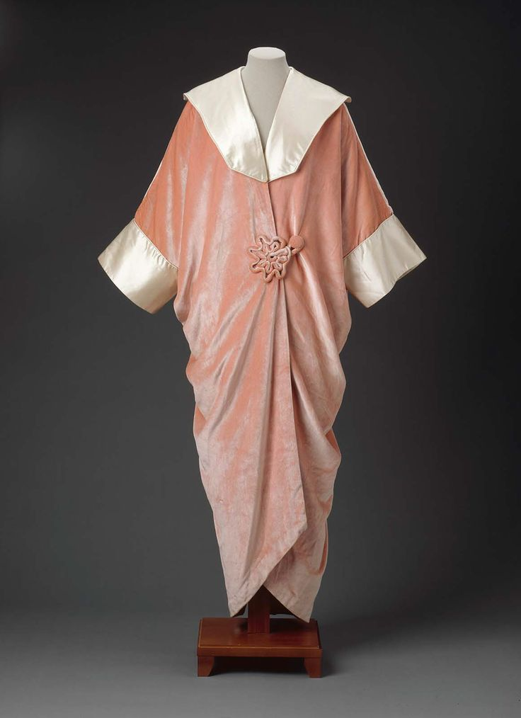 Evening Coat Jean-Charles Worth 1910-1920 MFA