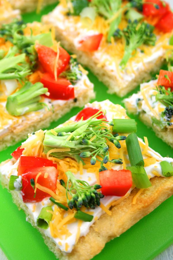 A healthy and satisfying snack that would be perfect for the big game. #superbowlsnack