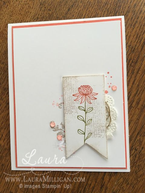 "Laura Milligan, Stampin' Up! Demonstrator – I'd Rather ""Bee"" Stampin!: So Much More than Stamps, Ink and P"