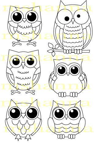 Owl a template