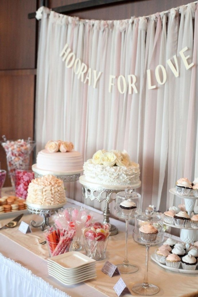 6 steps to create a stunning DIY wedding dessert table – Wedding Party