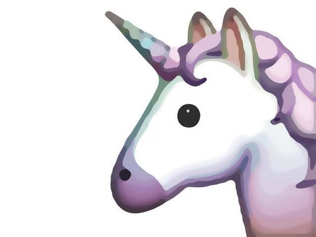 I just found out that there is a unicorn emoji and I freaked out!!! PS I got this emoji in the quiz what e