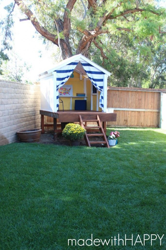 20 DIY Outdoor Projects – The Idea Room