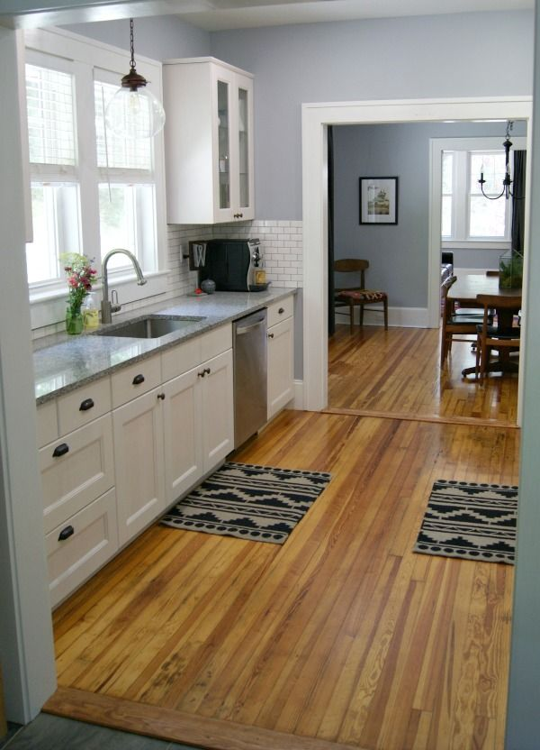 An Ikea Kitchen in Asheville (good info in case we ever consider Ikea for cabinets)