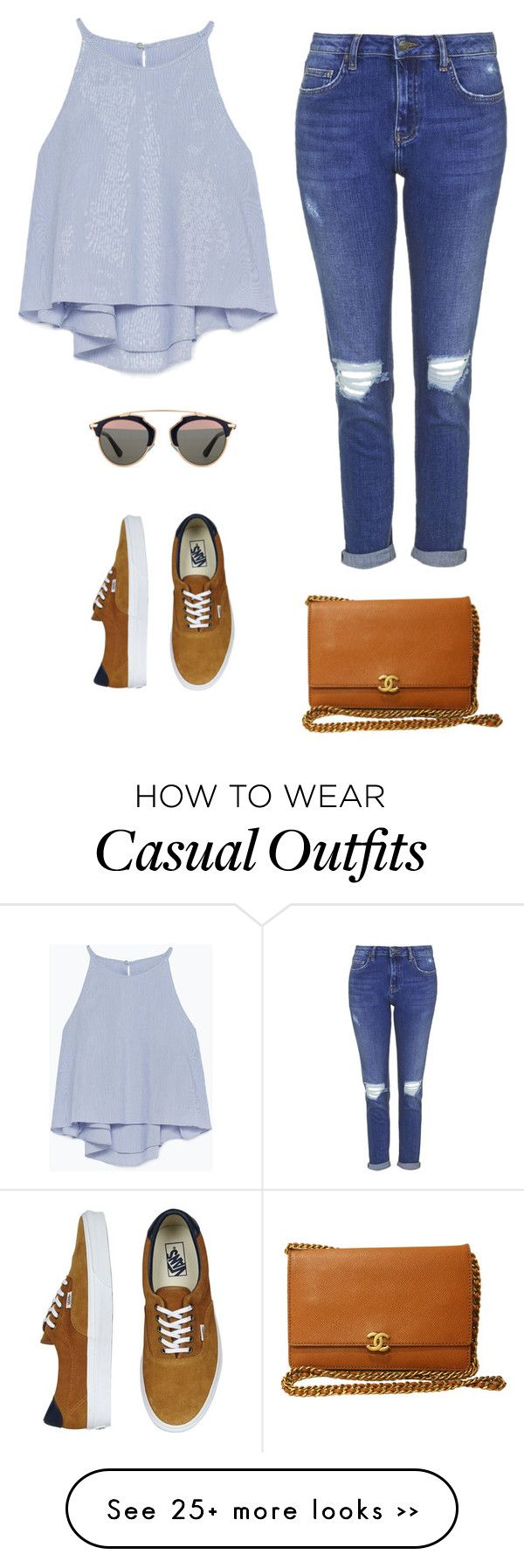"""""""Casual look"""" by kinacool on Polyvore"""