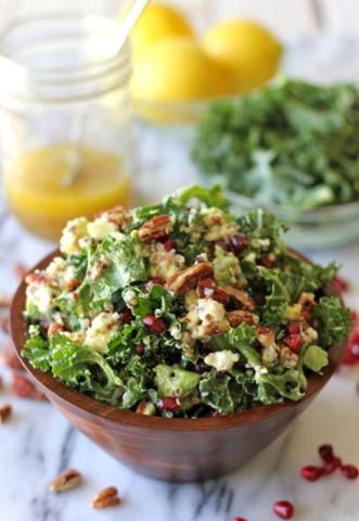 Try this Alkaline Super Salad for lunch or dinner any day of the week as a feel good health choice during