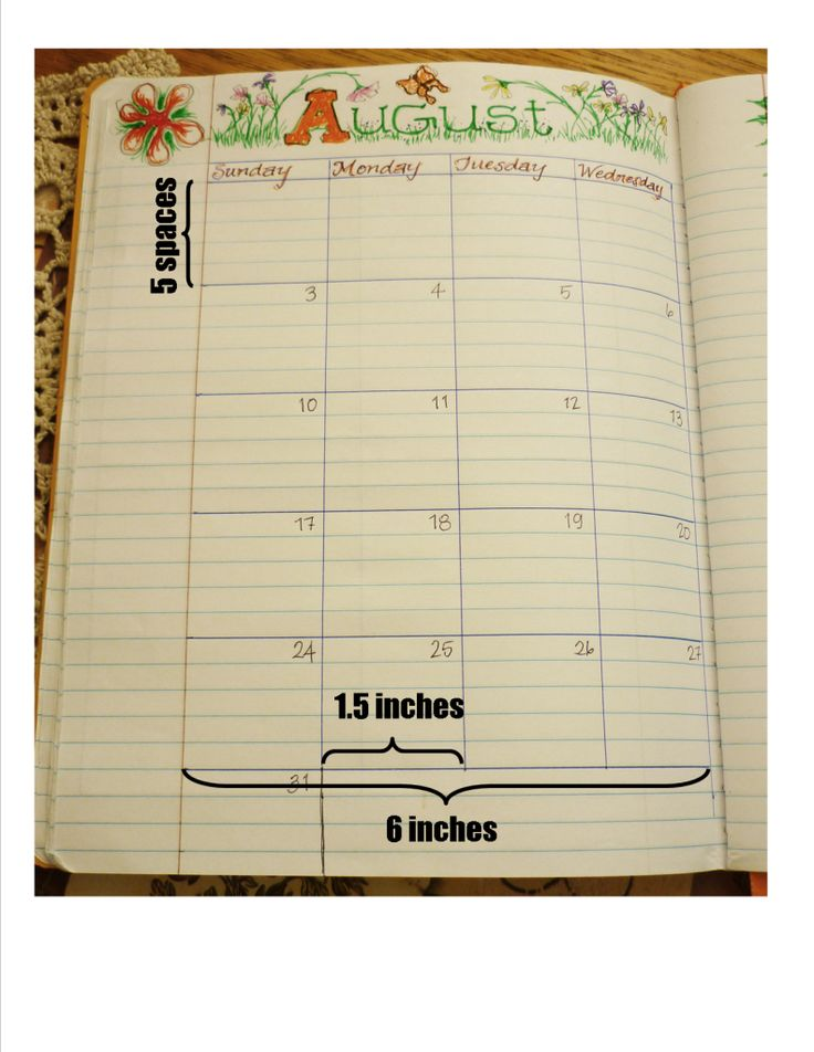 How to make a homeschool planner