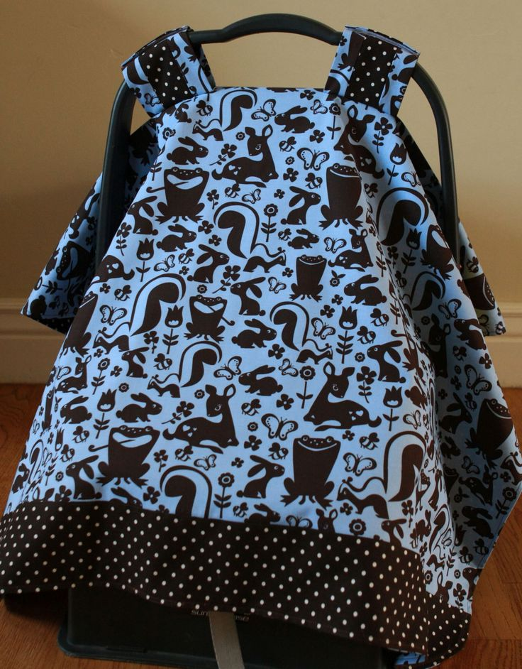carseat cover tutorial (mostly need this for the dimensions)  EDIT: good tutorial, SUPER simple sewing pro