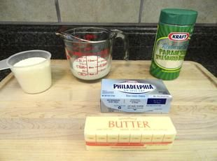 Homemade Creamy Alfredo Sauce – I have changed the recipe I cook at home by substituting some or all of th
