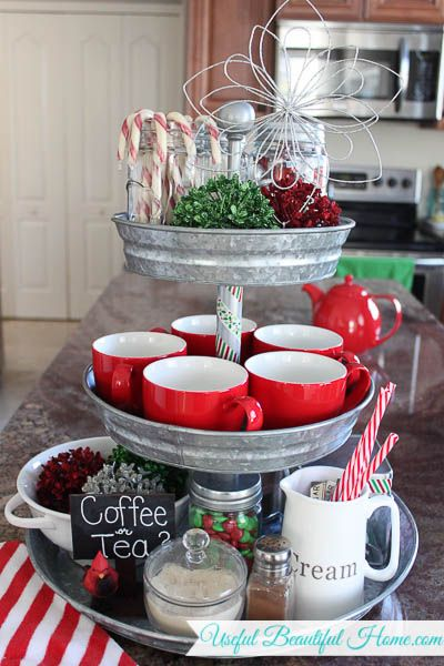 Holiday Open House – Rachel from Useful Beautiful Home