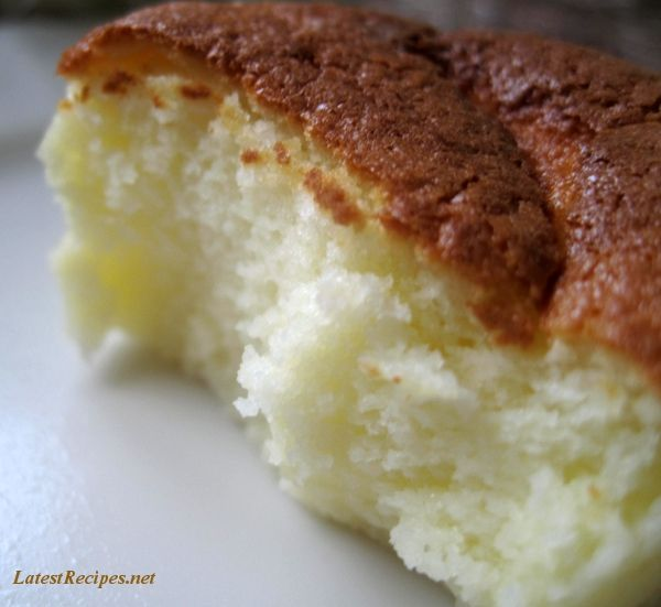 Japanese Cotton Cake