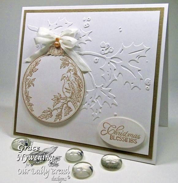 Christmas Blessings Sneak Peek! by scrappigramma2 – Cards and Paper Crafts at Splitcoaststampers