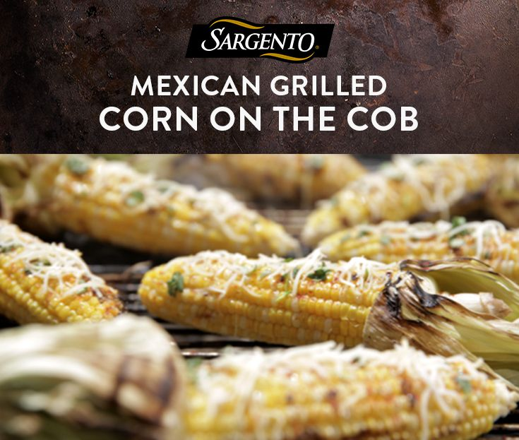 Once you try our cheesy Mexican-inspired topping, you'll never go back to regular grilled corn for a