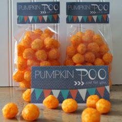 Polish The Stars: 266 Halloween Food – pumpkin poo!!!!!