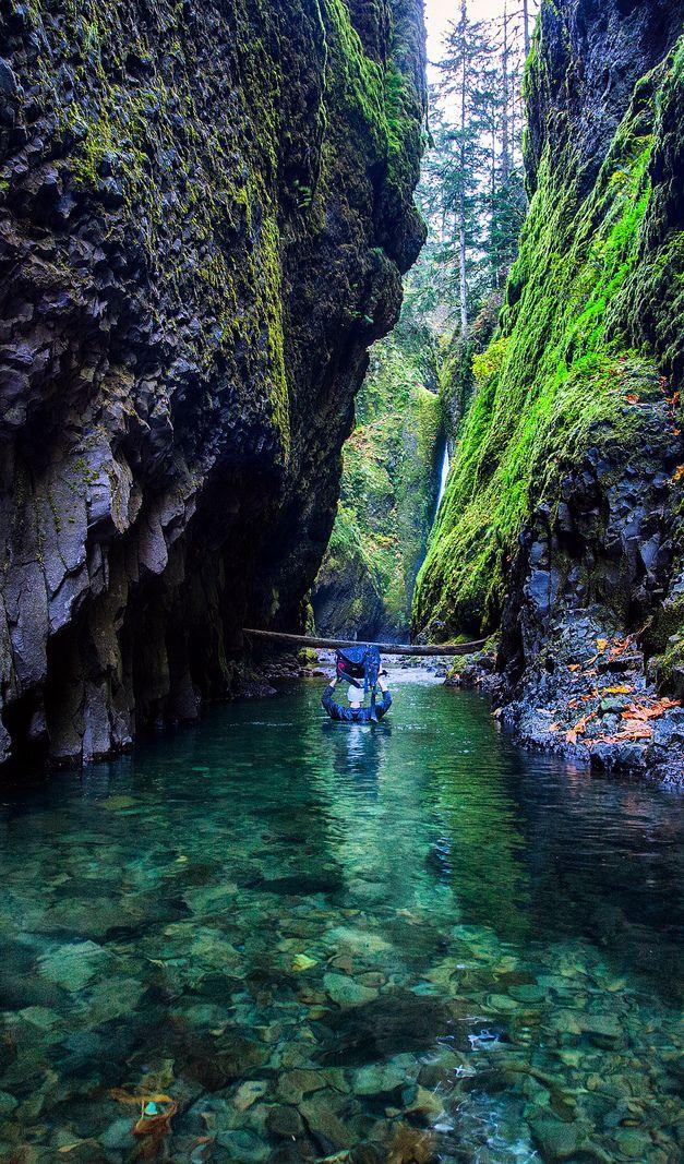 Oneota Gorge, Oregon