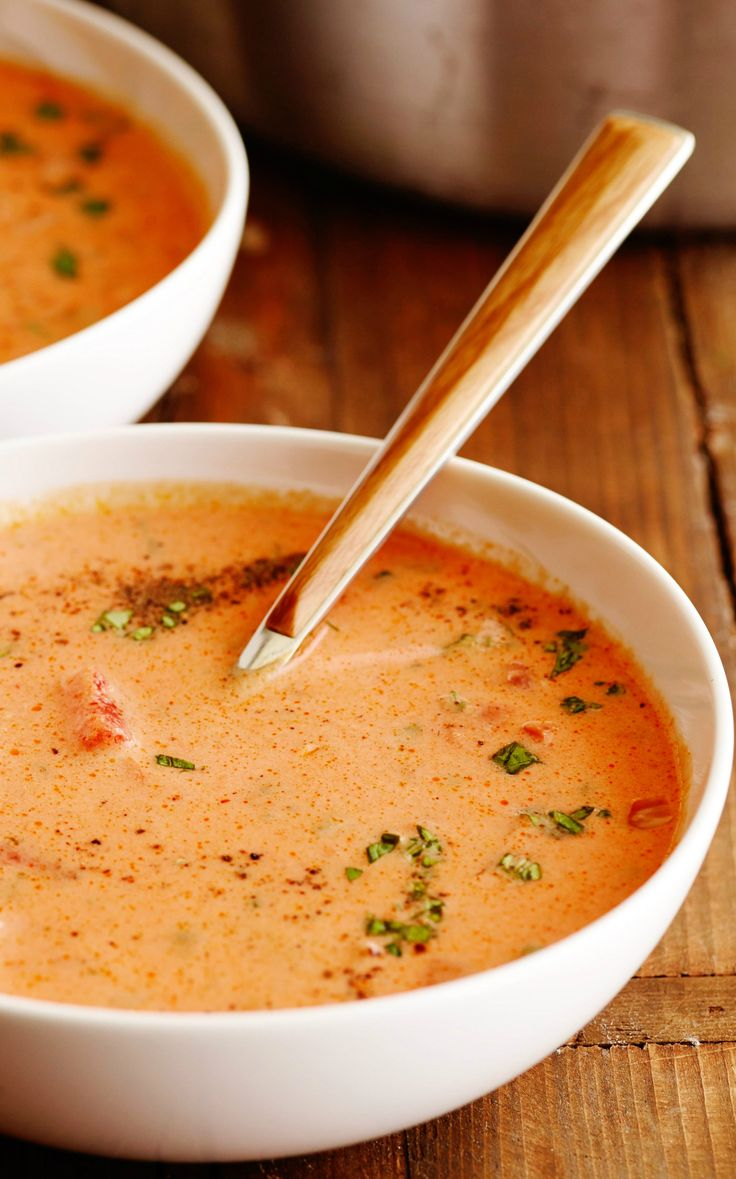 ~~BEST Tomato Soup Ever | a far-from-the-can tomato soup is about more than juicy