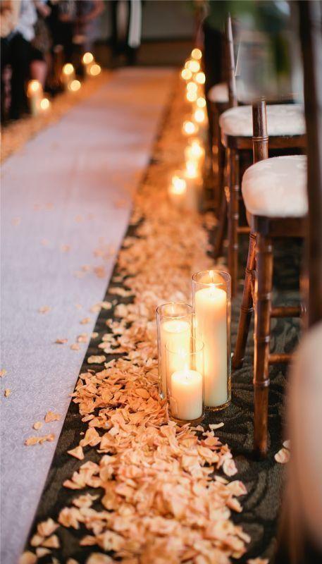 21 Intimate Wedding Ideas Using Candles – MODwedding