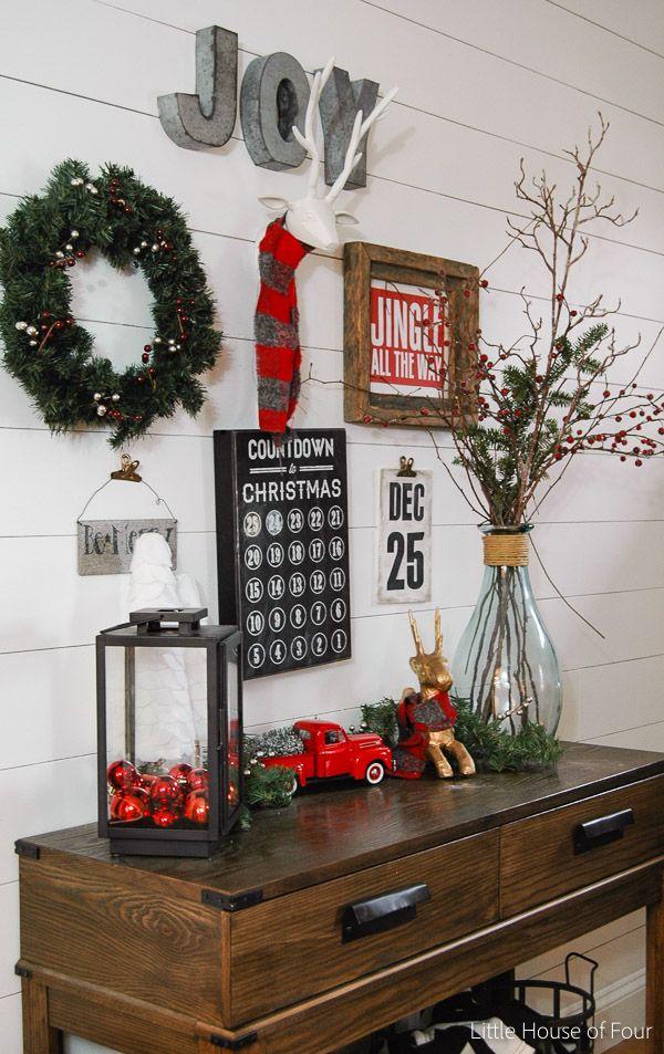 Very Merry Christmas Home Tour- Littlehouseoffour…